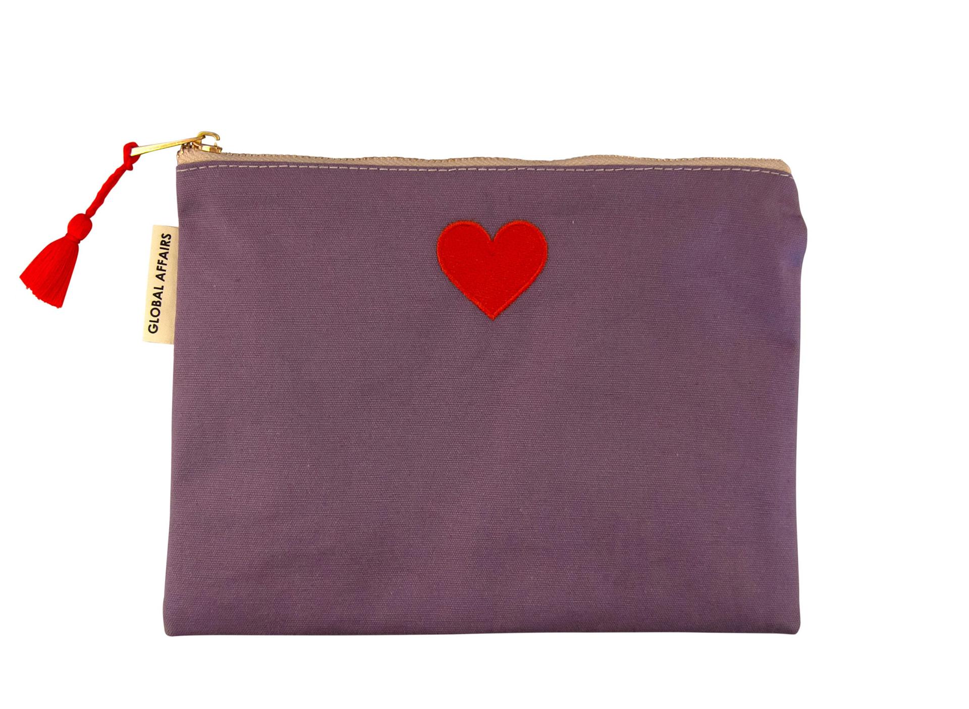 Kleine Tasche - LOVE
