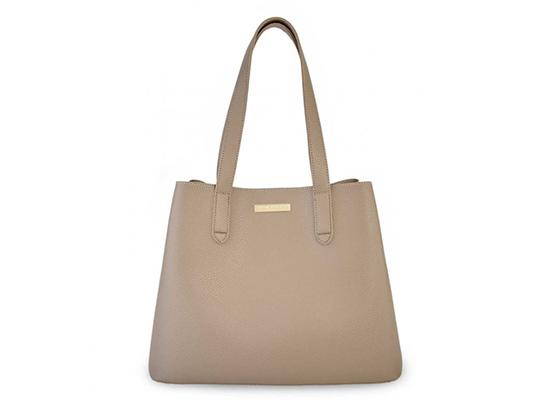 Riley Shoulder Bag - taupe