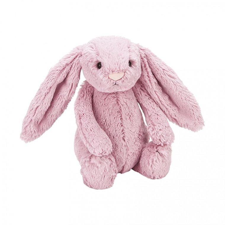 Bashful Bunnie von Jellycat rosa