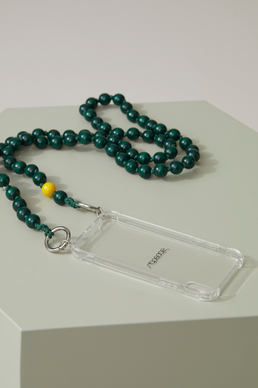 Up Beads Handykette green