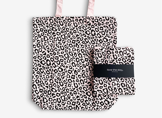 Cotton Bag - Leo
