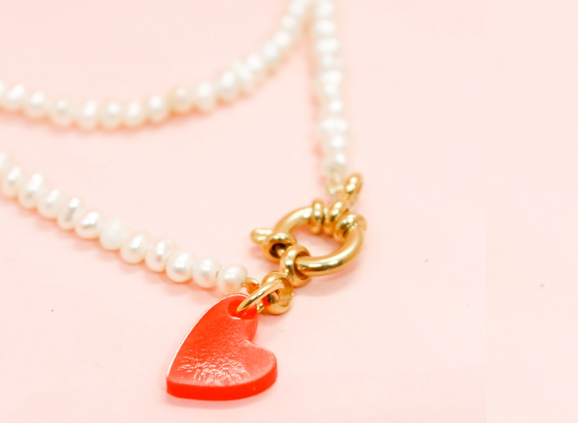 Kette - Red Heart