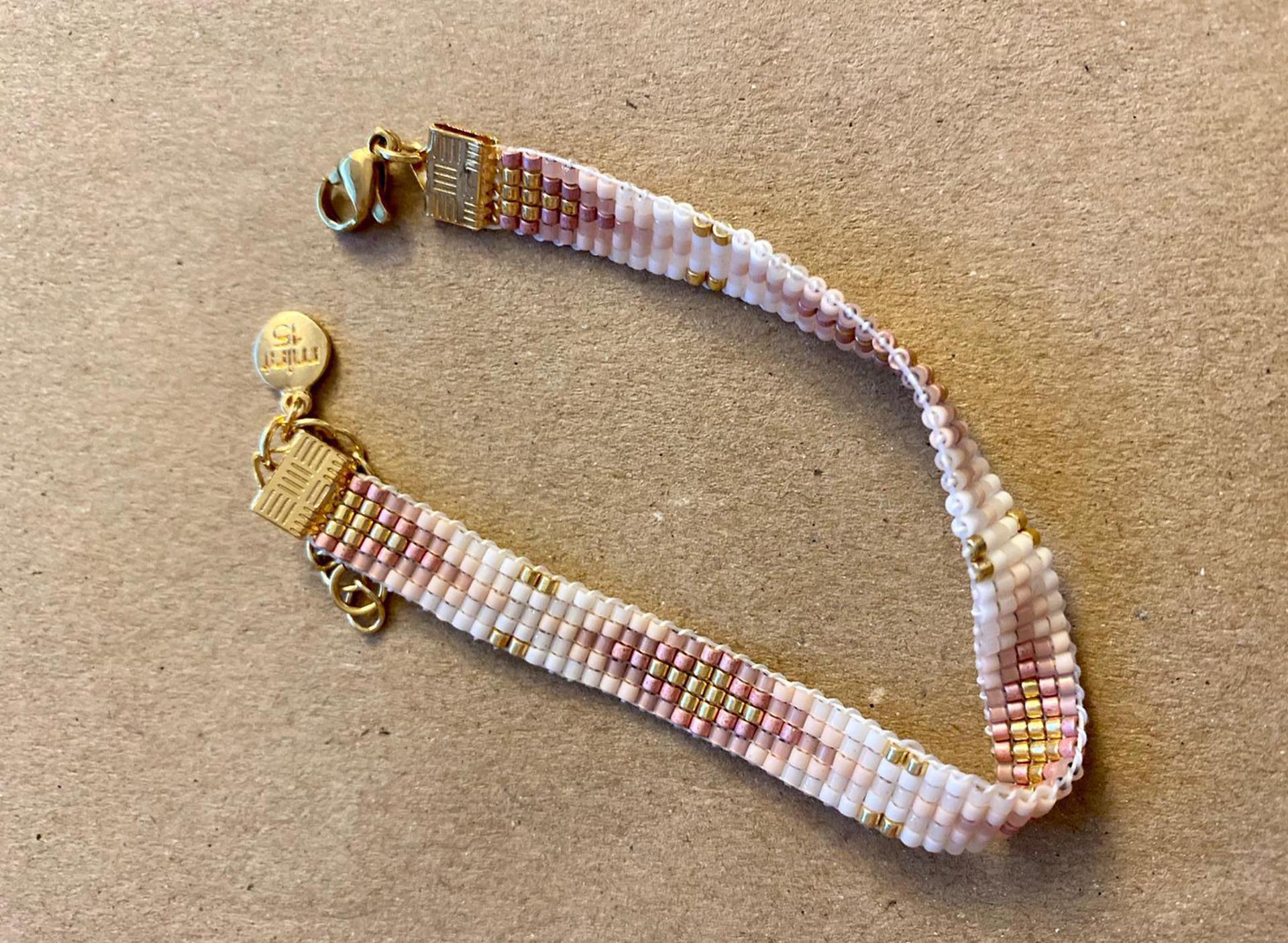 Perlenarmband - verschiedene Farben