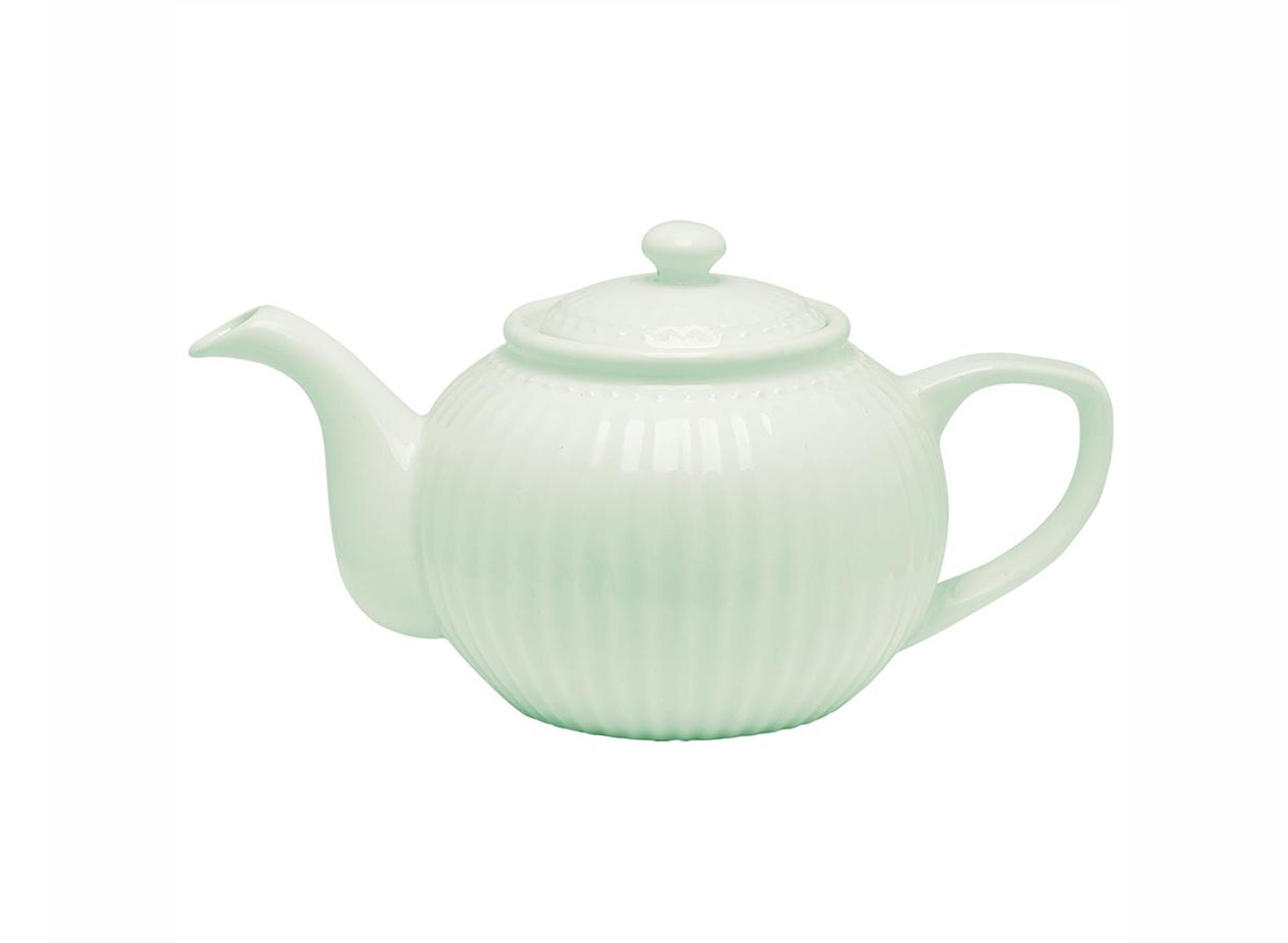 Teekanne Alice - pale green