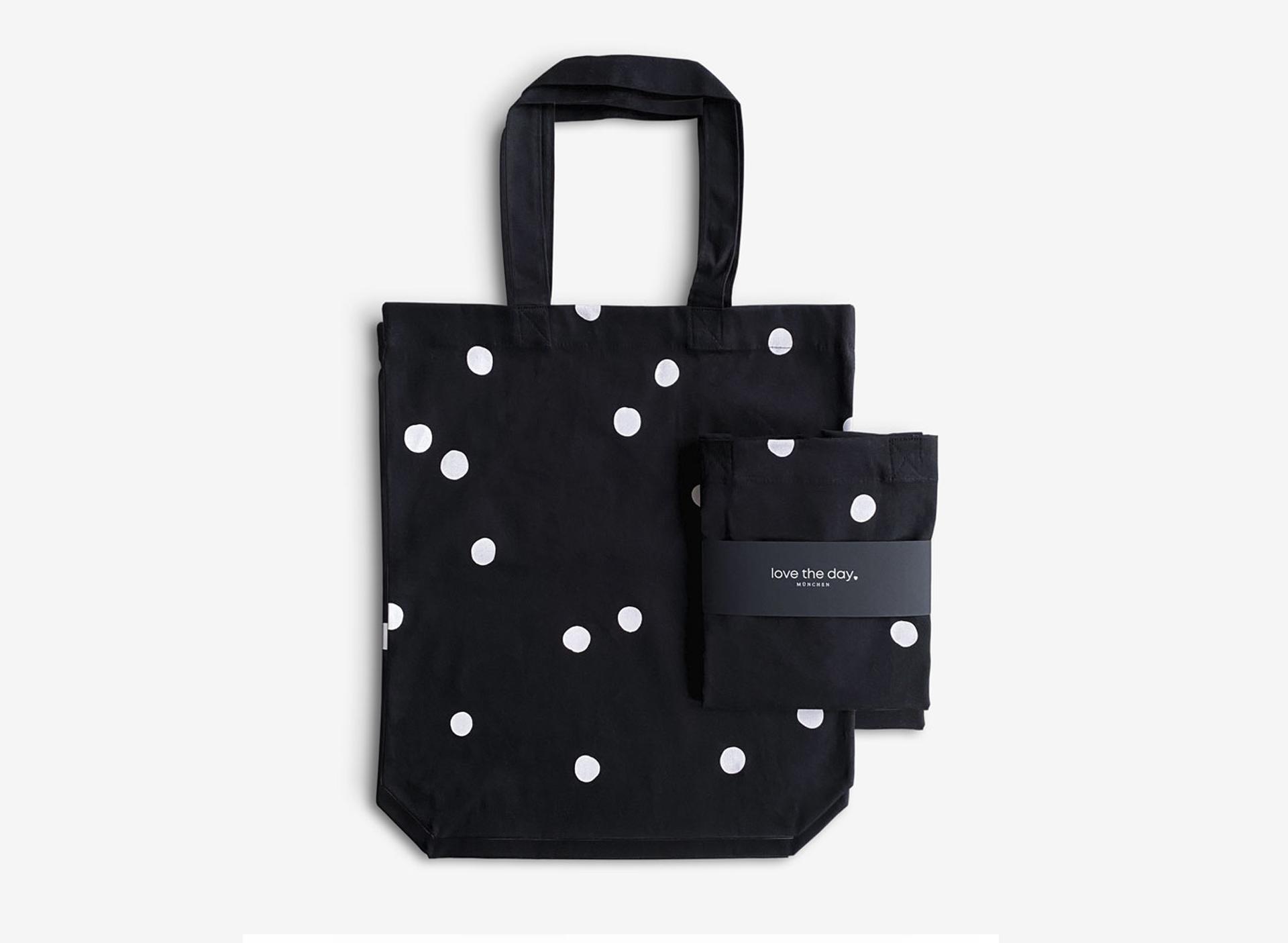 Cotton Bag - Punkte