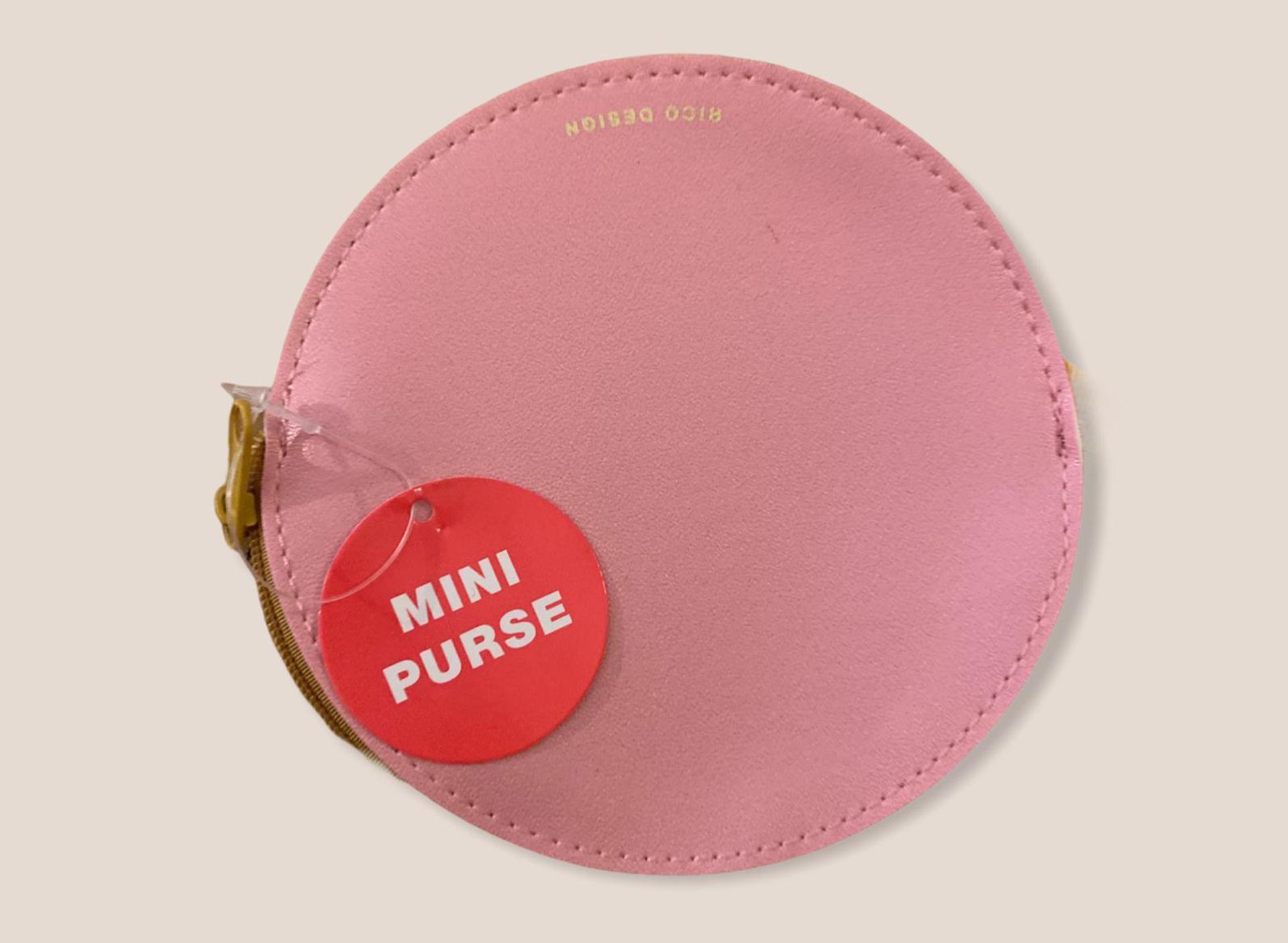 Mini Purse - rosa